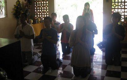 Tổng kết chuyên đi từ thiện chùa Từ Ân 04/03/2012