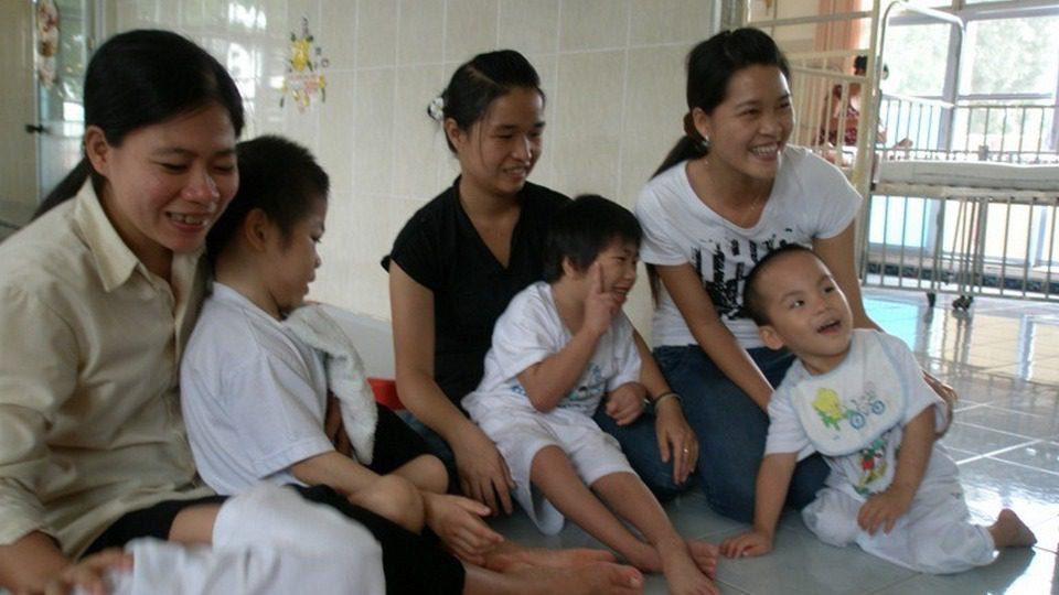 Tổng kết chuyến đi từ thiện Trung tâm Mai Hòa – Thiên Phước ở Củ Chi