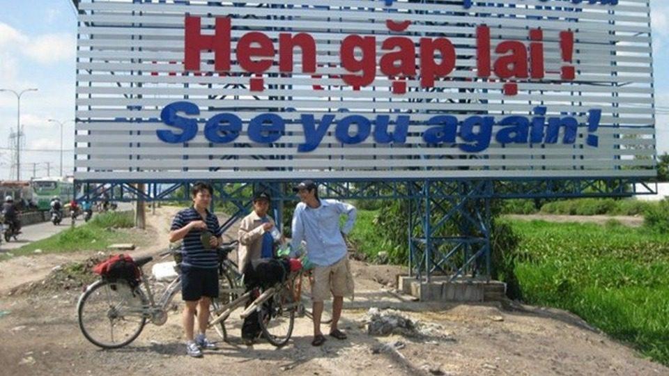 Chuyến đi cắm trại dã ngoại ở Củ Chi (15/07/2012)