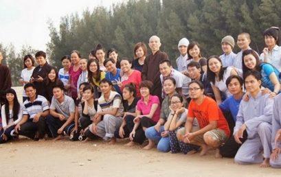 Khóa tu Mùa Xuân kết hợp Từ Thiện tháng 01/2013 tại Lagi – Bình Thuận