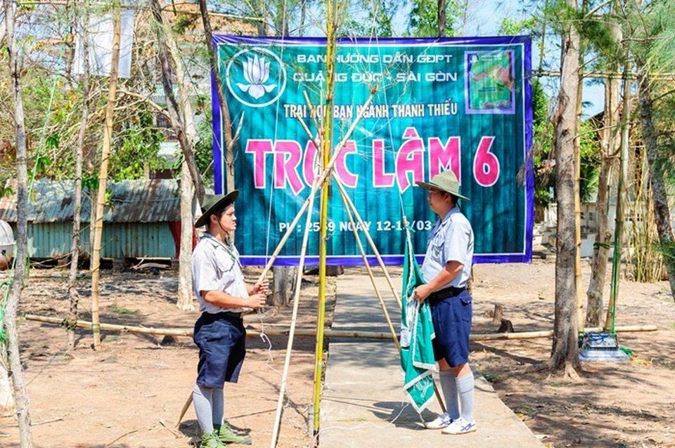 [phóng sự ảnh] Trại Họp Bạn Trúc Lâm 6 BHD GĐPT Quảng Đức Sài Gòn – Lộc An 2016