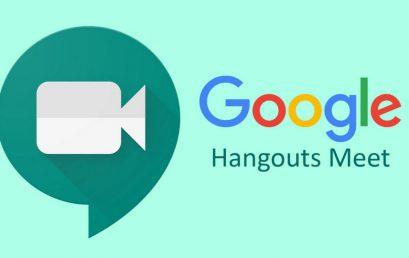 Hướng dẫn dùng Google Meet Sinh hoạt GĐPT Online