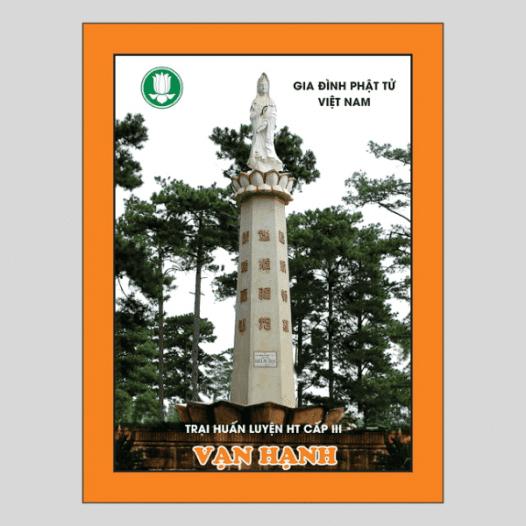 TRẠI HUẤN LUYỆN VẠN HẠNH HUYNH TRƯỞNG CẤP III
