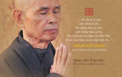 Thích Nhất Hạnh | Làng Mai: Chung một cội nguồn | Honouring Family Ties