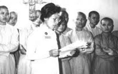 Tâm Chánh Hoàng Thị Kim Cúc: Diễn văn khai mạc Đại hội GĐPT Trung phần (1961)
